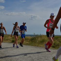 Varbergsloppet - Carl-Gunnar Andersson (537), Lisa Rosendahl (755), Linnea Emanuelsson (756)