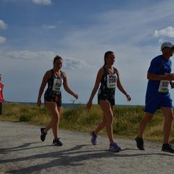 Varbergsloppet - Carl-Gunnar Andersson (537), Lisa Rosendahl (755), Linnea Emanuelsson (756), Lotta Lager (1526)