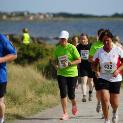 Varbergsloppet - Ewa Klang (432), Ulrica Cramby (802)