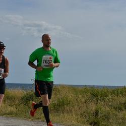 Varbergsloppet - Magdalena Hultén (578), Martin Larsson (1032)