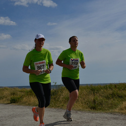 Varbergsloppet - Jessie Wells (773), Ulrica Cramby (802)