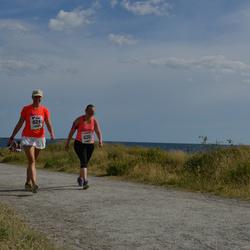 Varbergsloppet - Janet Vånemo (820), Annalina Persson (821)
