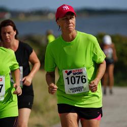 Varbergsloppet - Susanne Rydin (1076), Marie Gunnarsson (1087)